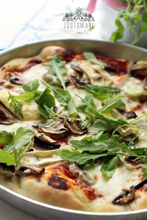 pizza-serowa-z-rukola-7
